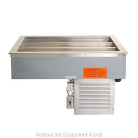 Duke ADI-2M-TC Cold Pan Food Unit Drop-In