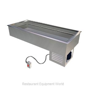 Duke ADI-2MD-N7 Cold Food Well Unit, Drop-In, Refrigerated