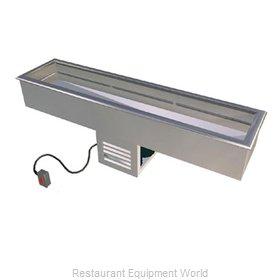 Duke ADI-2MDSL-N7 Cold Food Well Unit, Drop-In, Refrigerated