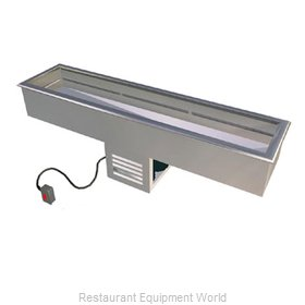 Duke ADI-2MSL-N7 Cold Food Well Unit, Drop-In, Refrigerated