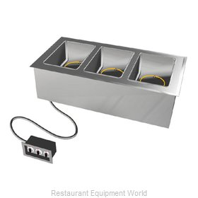 Duke ADI-3E Hot Food Well Unit, Drop-In, Electric