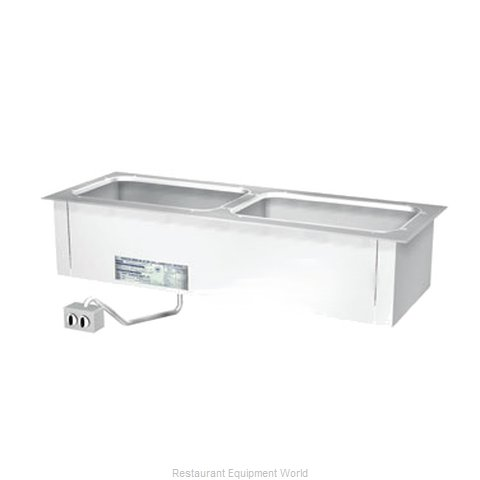 Duke ADI-3ESL Hot Food Well Unit Electric Drop-In Top Mount (Magnified)