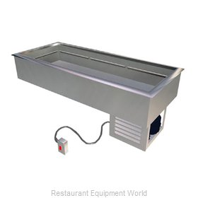 Duke ADI-4M-N7 Cold Pan Food Unit Drop-In