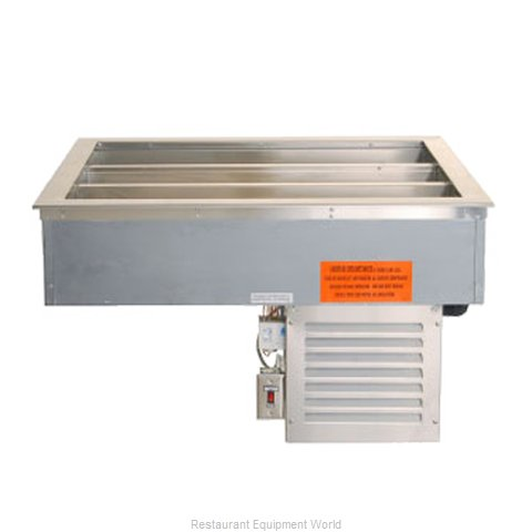 Duke ADI-4M-TC Cold Pan Food Unit Drop-In