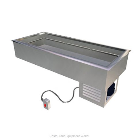 Duke ADI-4MD-N7 Cold Food Well Unit, Drop-In, Refrigerated