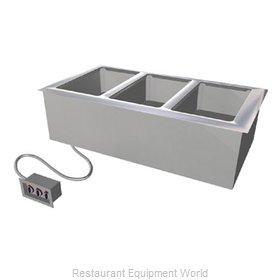 Duke ADI-5E-SW Hot Food Well Unit, Drop-In, Electric