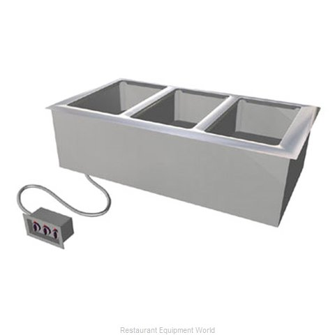 Duke ADI-6E-SW Hot Food Well Unit, Drop-In, Electric