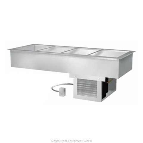 Duke ADI-6MD Cold Food Well Unit, Drop-In, Refrigerated