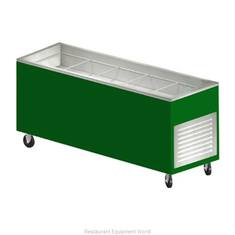 Duke AHC-7M-N7 Mechanically Cooled Cold Pan