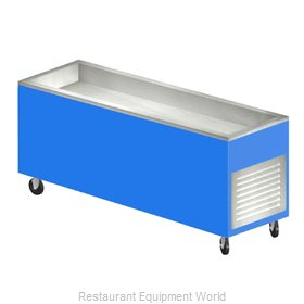 Duke AHC-7M Serving Counter Cold Pan Salad Buffet