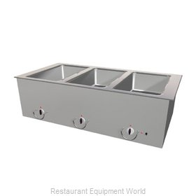 Duke ASI-1E-SW Hot Food Well Unit Slide-In Electric