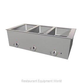 Duke ASI-2E-SW Hot Food Well Unit, Slide-In, Electric