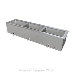 Duke ASI-3ESL-SW Hot Food Well Unit Slide-In Electric