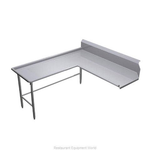Duke DICD-48L Dishtable Clean L Shaped