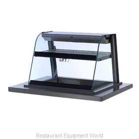 Duke DK-HCM36 Display Case, Hot / Cold, Drop-In