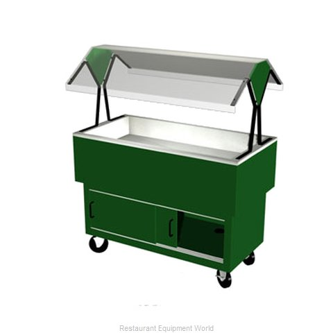 Duke DPAH-3-CP Portable Ice Cooled Cold Pan Unit