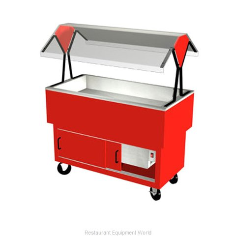 Duke DPAH-4M Serving Counter, Cold Food