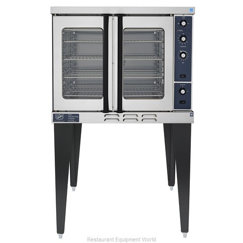 Duke E101-G Convection Oven, Gas (Magnified)