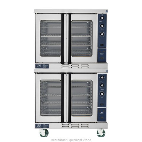 Duke E102-E Convection Oven, Electric