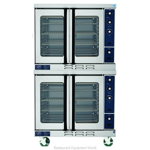 Duke E102-G Oven Convection Gas (Magnified)