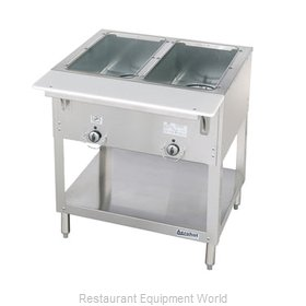 Duke E302 Serving Counter, Hot Food, Electric