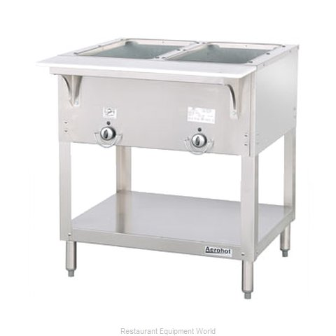 Duke E302SW Serving Counter Hot Food Steam Table Electric
