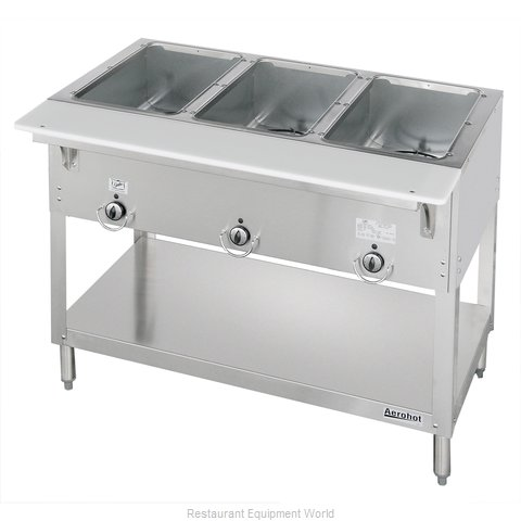 Duke E303 Serving Counter, Hot Food, Electric