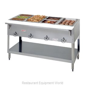 Duke E304SW Serving Counter, Hot Food, Electric