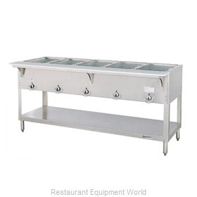 Duke E305SW Serving Counter, Hot Food, Electric