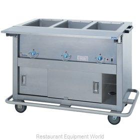 Duke EP-5-CBPG Serving Counter, Hot Food, Electric