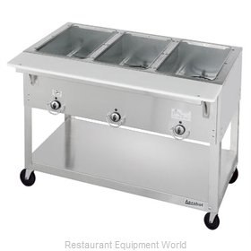Duke EP303 Serving Counter Hot Food Steam Table Electric
