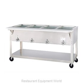 Duke EP304SW Serving Counter Hot Food Steam Table Electric