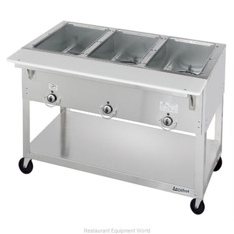 Duke EP305 Serving Counter, Hot Food, Electric