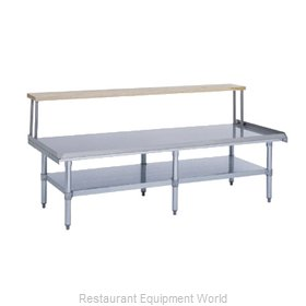 Duke ES-7202A-12030 Equipment Stand for Countertop Cooking