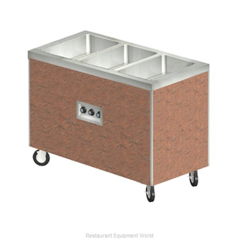 Duke HB4HF Serving Counter Hot Food Steam Table Electric