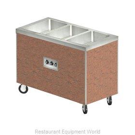 Duke HB4HF Serving Counter, Hot Food, Electric
