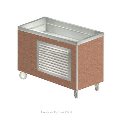 Duke HB5CM-N7 Serving Counter Cold Pan Salad Buffet