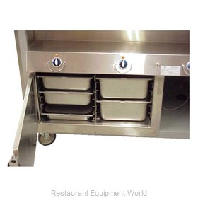 Duke HTD-BASE-M Heated Cabinet, Undercounter, Stationary