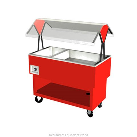 Duke OPAH-1H3C Serving Counter Hot and Cold Buffet