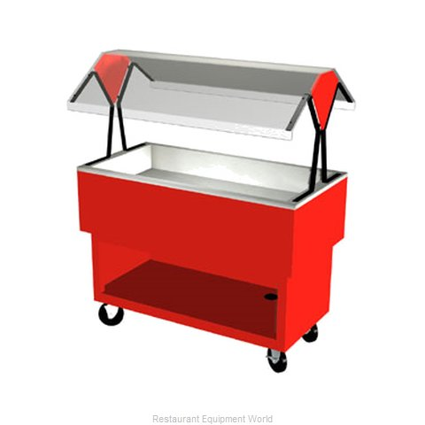 Duke OPAH-3-CP Serving Counter, Cold Food