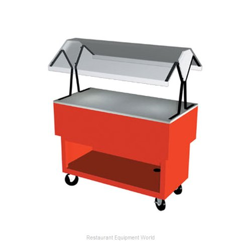 Duke OPAH-4-ST Serving Counter, Utility