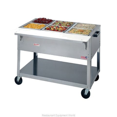 Duke P325 Serving Counter, Cold Food