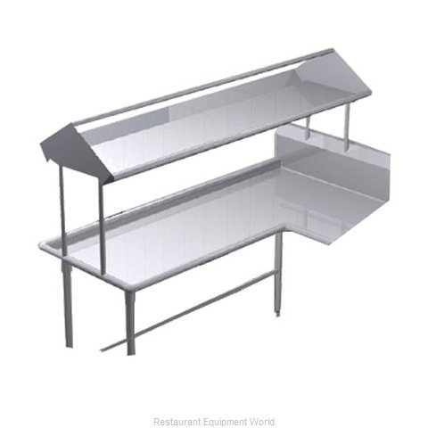 Duke SDD-96 Dishtable Sorting Shelf