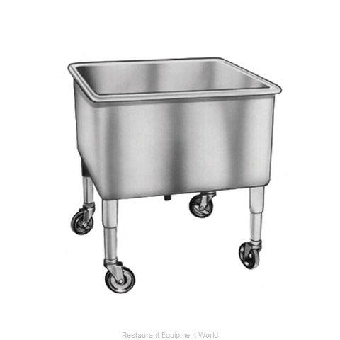 Duke SKS24 Soak Sink Portable Soak Sink