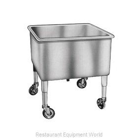 Duke SKS24 Soak Sink, Portable