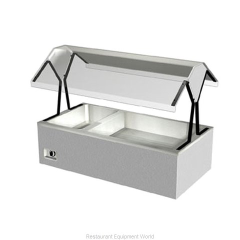Duke TAH-1H2C Serving Counter Hot and Cold Buffet