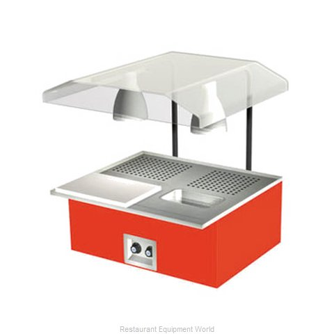 Duke TAH-2-BC Carving Station Buffet Countertop