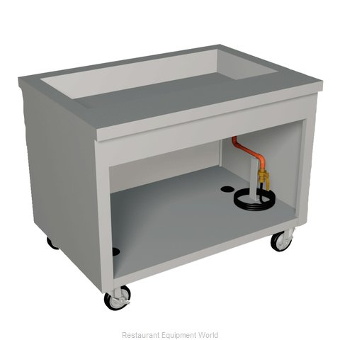 Duke TCI-46SS Serving Counter, Cold Food