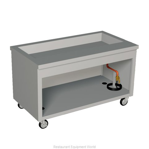 Duke TCI-60PG Serving Counter, Cold Food