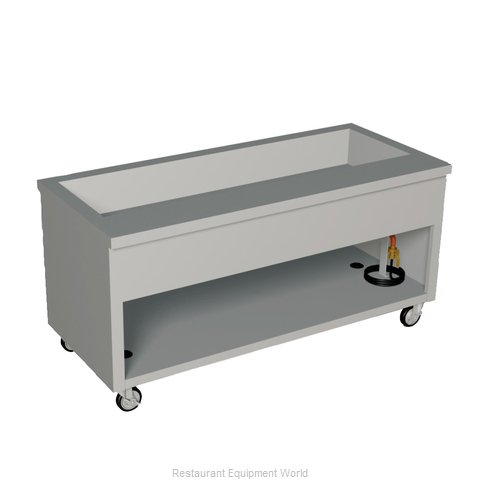 Duke TCI-74PG Serving Counter Cold Pan Salad Buffet